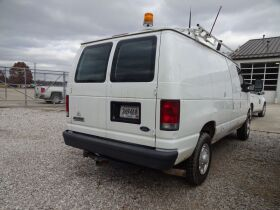 FORD E250 WORK VANS & 2 STOCK TRAILERS - Online Bidding Ends TUE, MARCH 2 @ 4:00 PM EST featured photo 5