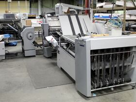 commercial printing equipment