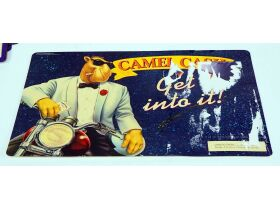 Camel cigarette artwork