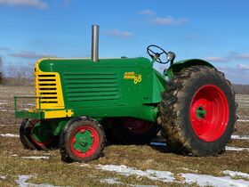 Schneider Estate Antique Tractor Online Only Auction featured photo 1