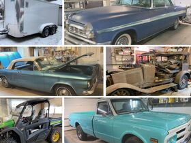 Antique Collectible Cars featured photo 1