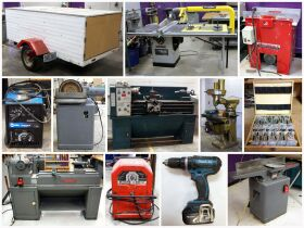 Belton School District Shop, Machine And Tool Auction featured photo 1