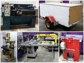 Belton School District Shop, Machine And Tool Auction featured photo 2