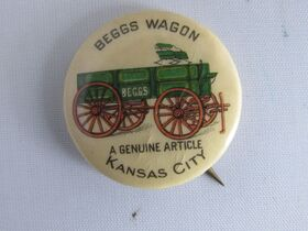 The Schnakenberg Farm Machinery Advertising Celluloid Pin-Back Button, Token & Stick-Pin Collection featured photo 7