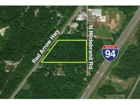12+/- Acres Vacant Land, Red Arrow Hwy, Sawyer- DNR Properties featured photo 1