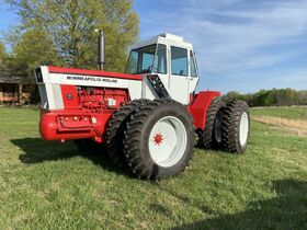 Foeste Antique Tractor Collection featured photo 1