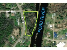 2A Vacant Land on Ford River, Delta County- DNR Properties featured photo 1