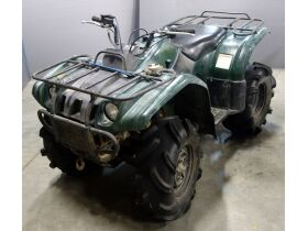 2003 Yamaha YFM400 Kodiak 4x4 ATV All Terrain Vehi