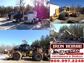 Thomas Timber Inc. Equipment Auction featured photo 1