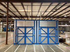 2013 Infratrol Manufacturing Foam Drying Ovens featured photo 1
