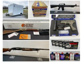 March Firearm and Ammunition Auction featured photo 1