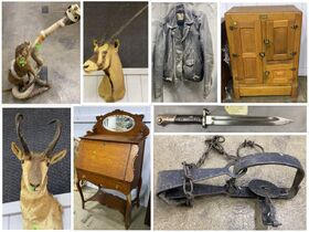 Estate with Mounts, Furniture, and More Closing February 24th featured photo 1