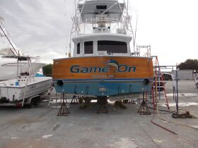 "1994 Miller 58 Convertible ""GAME ON"" Deep Sea Fishing Vessel by Order of Bankruptcy Court featured photo 2"