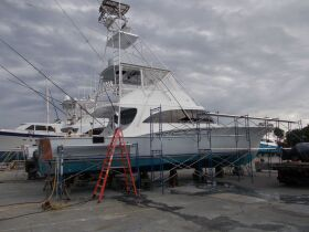 "1994 Miller 58 Convertible ""GAME ON"" Deep Sea Fishing Vessel by Order of Bankruptcy Court featured photo 9"