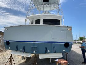 """1994 Miller 58 Convertible """"GAME ON"""" Deep Sea Fishing Vessel by Order of Bankruptcy Court featured photo 5"""