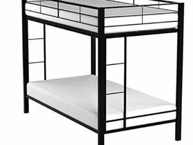 Lot #: 139, Zinus Aileene Twin Size Metal Bunk Bed