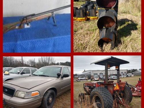 Government Auction Guns,Ammo,Vehicles & Tools featured photo