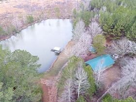 38+/- Acres w/ Cabin, Pond and Timber in Montgomery County, NC featured photo 4