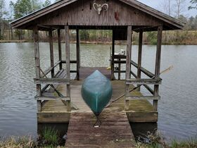 38+/- Acres w/ Cabin, Pond and Timber in Montgomery County, NC featured photo 3