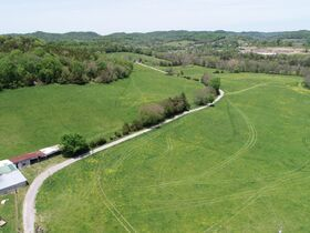 Beautiful 121+/- Acres Offered in Several Tracts - House, Outbuildings, Great Pasture, Scenic Views, Creek & Spring - Estate Auction May 29th featured photo 5