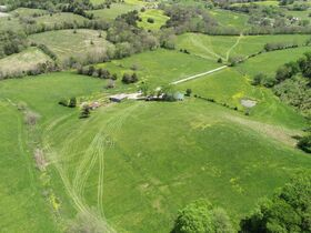 Beautiful 121+/- Acres Offered in Several Tracts - House, Outbuildings, Great Pasture, Scenic Views, Creek & Spring - Estate Auction May 29th featured photo 3