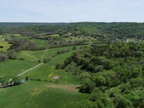 Beautiful 121+/- Acres Offered in Several Tracts - House, Outbuildings, Great Pasture, Scenic Views, Creek & Spring - Estate Auction May 29th featured photo 8