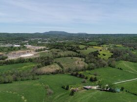 Beautiful 121+/- Acres Offered in Several Tracts - House, Outbuildings, Great Pasture, Scenic Views, Creek & Spring - Estate Auction May 29th featured photo 9