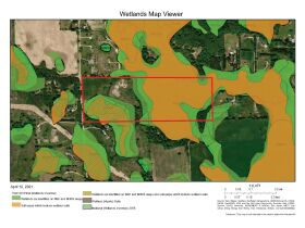 58 +/- Acres at the corner of Schafer and Pingree Rd, Livingston Co. featured photo 8