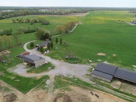 168+/- Acres Offered in Tracts - House, Barns, 4 Ponds - Soil Sites & Utilities Available - Auction May 27th featured photo 11