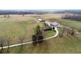 168+/- Acres Offered in Tracts - House, Barns, 4 Ponds - Soil Sites & Utilities Available - Auction May 27th featured photo 2