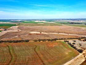 155 ACRES LOCATED SOUTH OF ARGONIA KS   126.2 AC TILLABLE   28.9 AC TAME GRASS   NO GROWING CROP featured photo 6