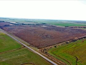155 ACRES LOCATED SOUTH OF ARGONIA KS   126.2 AC TILLABLE   28.9 AC TAME GRASS   NO GROWING CROP featured photo 7