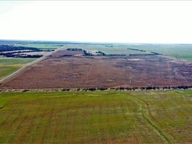 155 ACRES LOCATED SOUTH OF ARGONIA KS   126.2 AC TILLABLE   28.9 AC TAME GRASS   NO GROWING CROP featured photo 8
