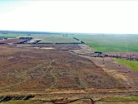 155 ACRES LOCATED SOUTH OF ARGONIA KS   126.2 AC TILLABLE   28.9 AC TAME GRASS   NO GROWING CROP featured photo 9