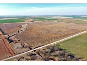 155 ACRES LOCATED SOUTH OF ARGONIA KS | 126.2 AC TILLABLE | 28.9 AC TAME GRASS | NO GROWING CROP featured photo 2