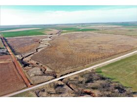 155 ACRES LOCATED SOUTH OF ARGONIA KS | 126.2 AC TILLABLE | 28.9 AC TAME GRASS | NO GROWING CROP featured photo 4