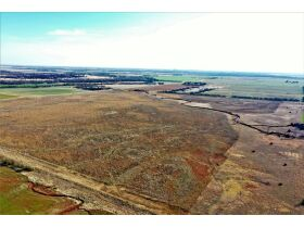 155 ACRES LOCATED SOUTH OF ARGONIA KS | 126.2 AC TILLABLE | 28.9 AC TAME GRASS | NO GROWING CROP featured photo 11