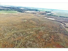 155 ACRES LOCATED SOUTH OF ARGONIA KS | 126.2 AC TILLABLE | 28.9 AC TAME GRASS | NO GROWING CROP featured photo 12