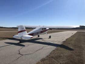 LAST OPPORTUNITY   1946 CESSNA 140 featured photo 4