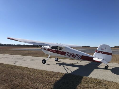 LAST OPPORTUNITY | 1946 CESSNA 140 featured photo