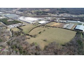 Prime 43+/- Acres Zoned Heavy Industrial For Sale in Dayton, TN - ONLINE ONLY AUCTION - BID NOW Until April 22nd! featured photo 2
