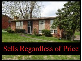 BRICK HOME - 3 BEDROOMS - 3 BATHROOMS - BASEMENT - Online Bidding Only - Ends TUE, MAY 4 @ 4:00 PM EDT featured photo 1