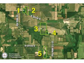 176+/-A Offered in 5 Tracts, Calhoun County featured photo 1
