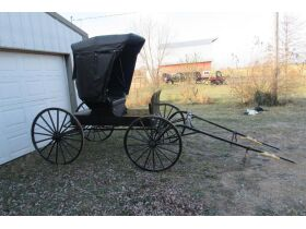 Valuable Coins, Farm Equipment, Stock Trailer, Horse Drawn Buggy & Cart And More! featured photo 2