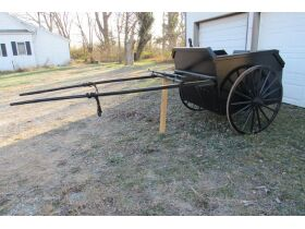 Valuable Coins, Farm Equipment, Stock Trailer, Horse Drawn Buggy & Cart And More! featured photo 3