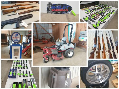 Cedar Valley Farms:  Firearms,Shelby GT Accessories, Deer Farming & Hunting Supplies, Sporting goods, Shop Equipment, Tools and more featured photo