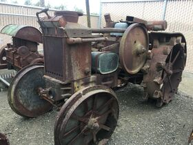 The Irvin Baker Tractor Collection featured photo 3