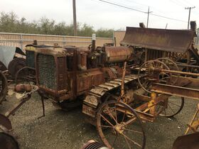 The Irvin Baker Tractor Collection featured photo 4