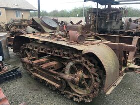 The Irvin Baker Tractor Collection featured photo 5