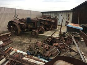 The Irvin Baker Tractor Collection featured photo 9